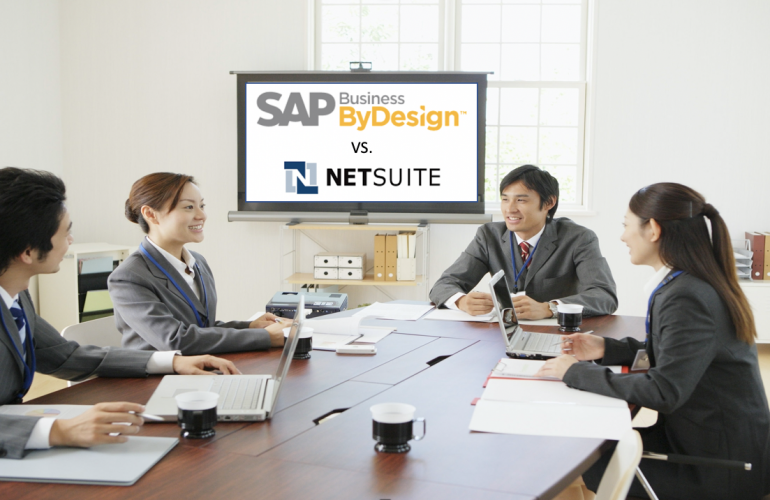 11 reasons to look at Business ByDesign if NetSuite is on your list!