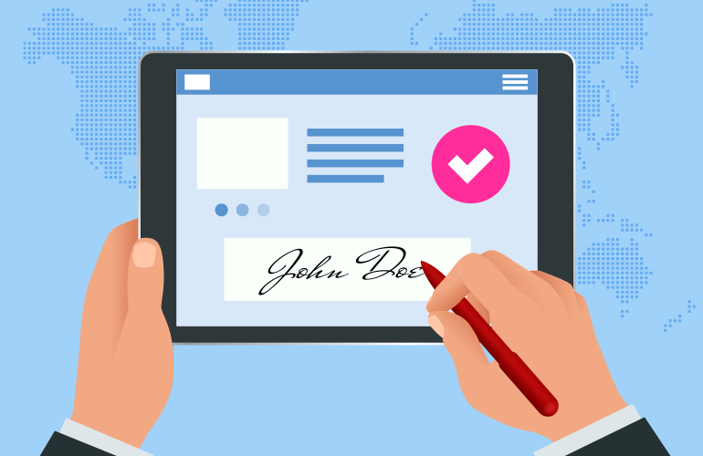 The Importance of E-Signatures: 8 Reasons to Make the Switch